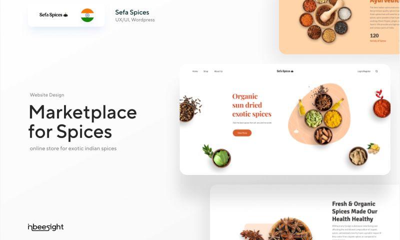 Inbeesight Technologies - Sefa Spices
