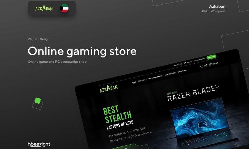 Inbeesight Technologies - Azkaban Stores