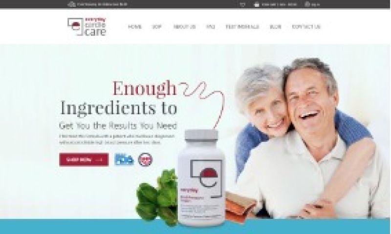 Creative Website Studios - Everyday Cardio Care
