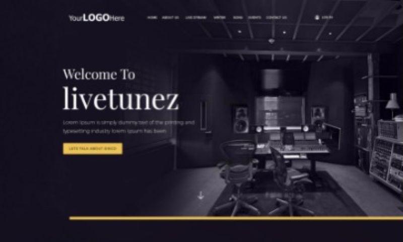 Creative Website Studios - Live Tunez 8D Audio