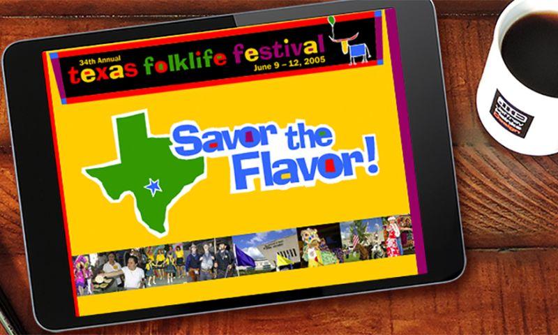 Jeffrey Heinke Design - Texas Folklife Festival