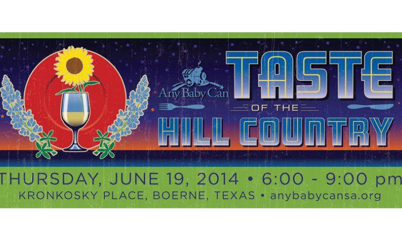 Jeffrey Heinke Design - Taste of the Hill Country