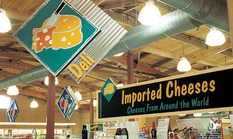 Jeffrey Heinke Design - Grocery Store Signage