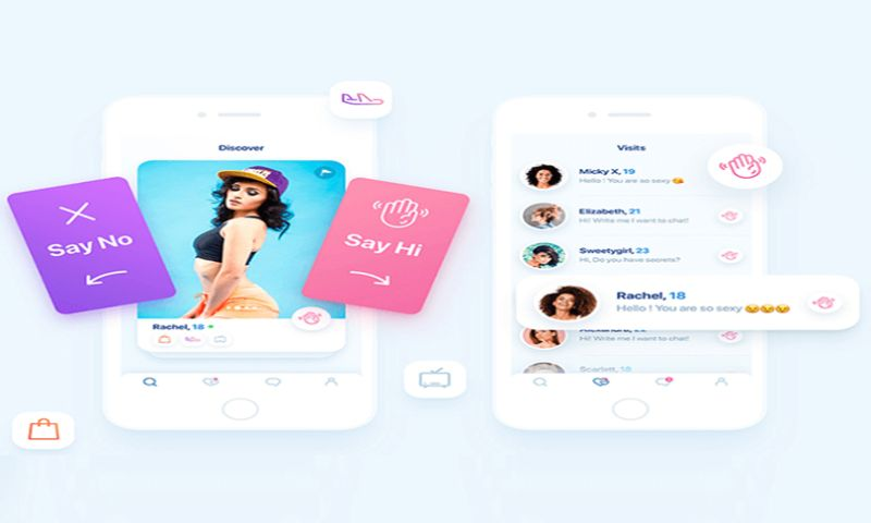 Creative Website Studios - Dating App