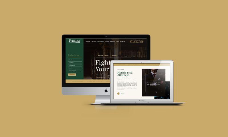 MeanPug Digital - The Ferraro Law Firm
