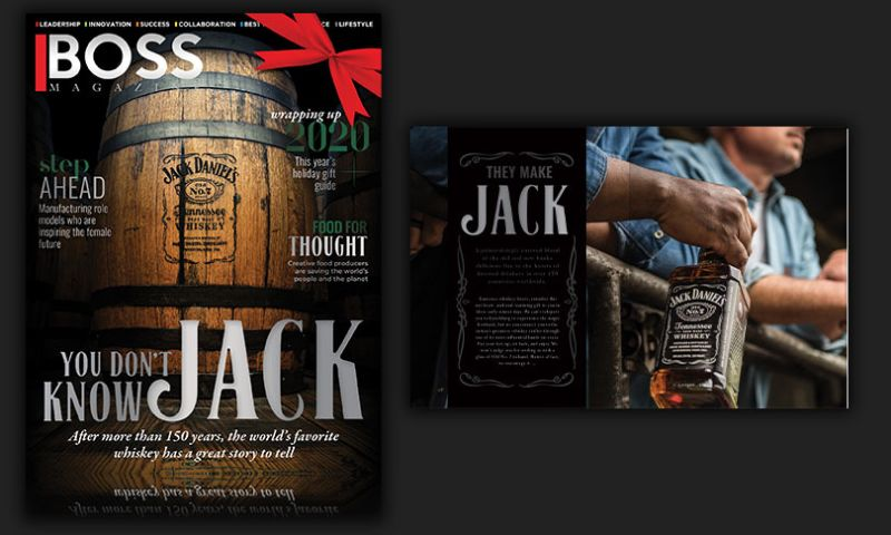 Digital Ink - Jack Daniels Marketing