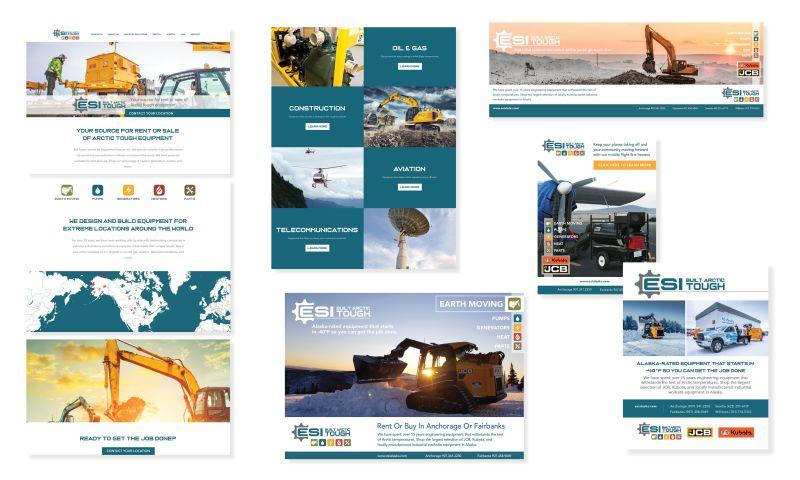 Beacon Media+Marketing - Web Design
