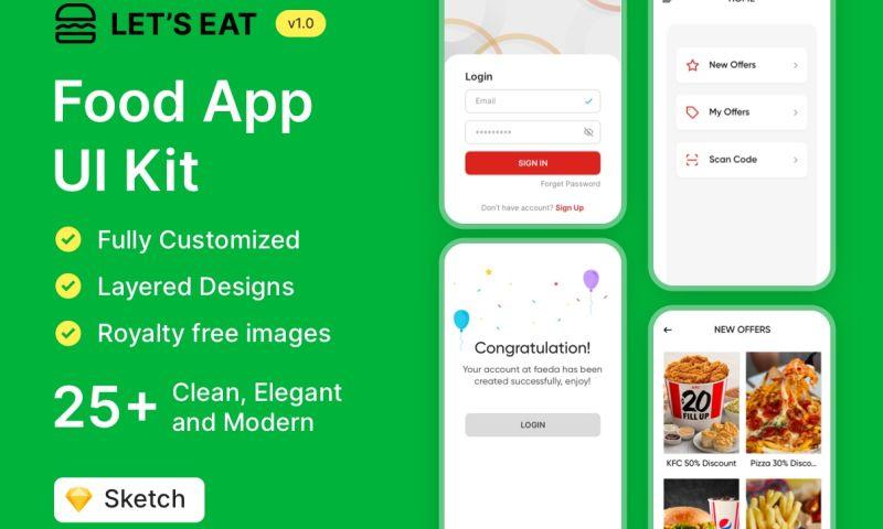 webperts - Food App