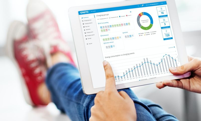 Espeo Software - Electricity usage dashboard like no other