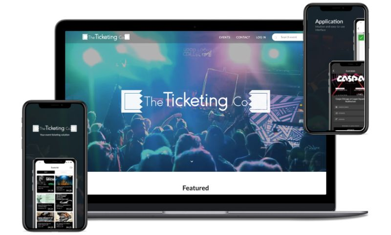 Applover - The Ticketing Co