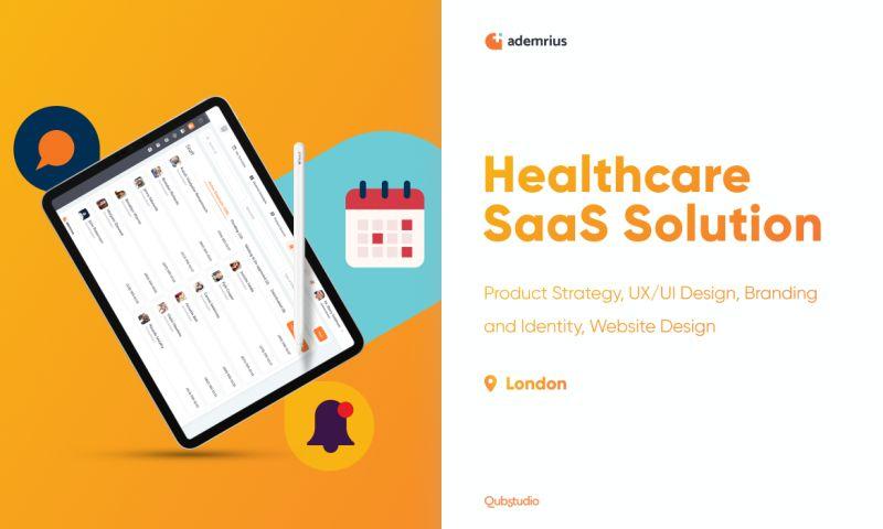 Qubstudio - Healthcare SaaS Solution