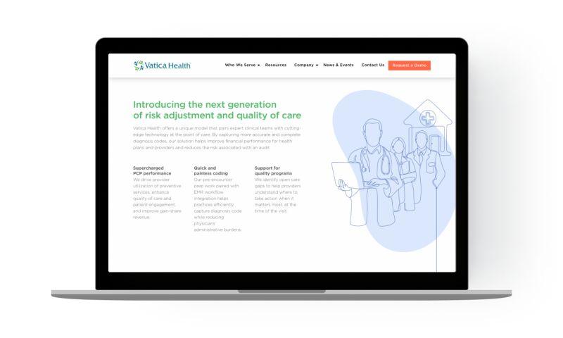 Belov Digital Agency - Vatica Health