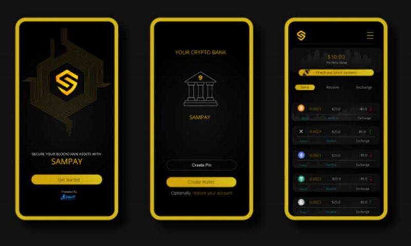 Primafelicitas Ltd - Multi-blockchain Wallet Application