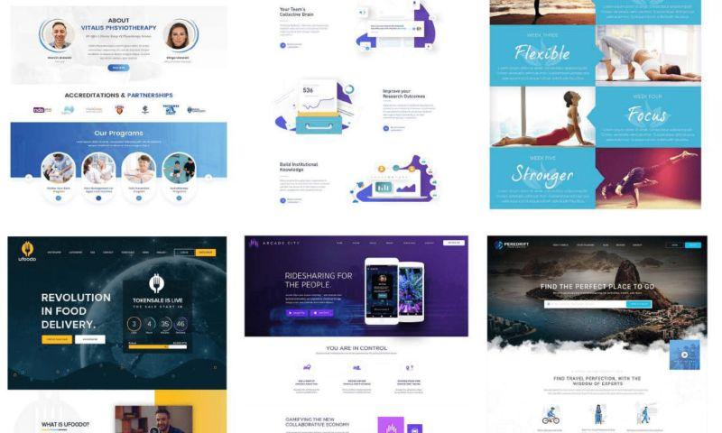 Explorate Global - Website Development