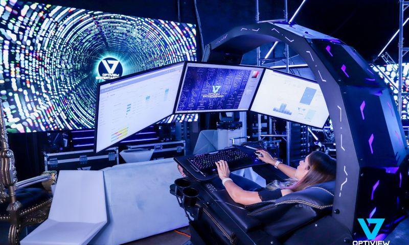 OptiView 360 - Stage, Studio