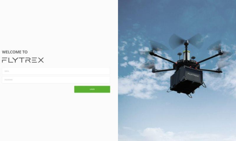 WebSailors - Flytrex • Drone delivery system