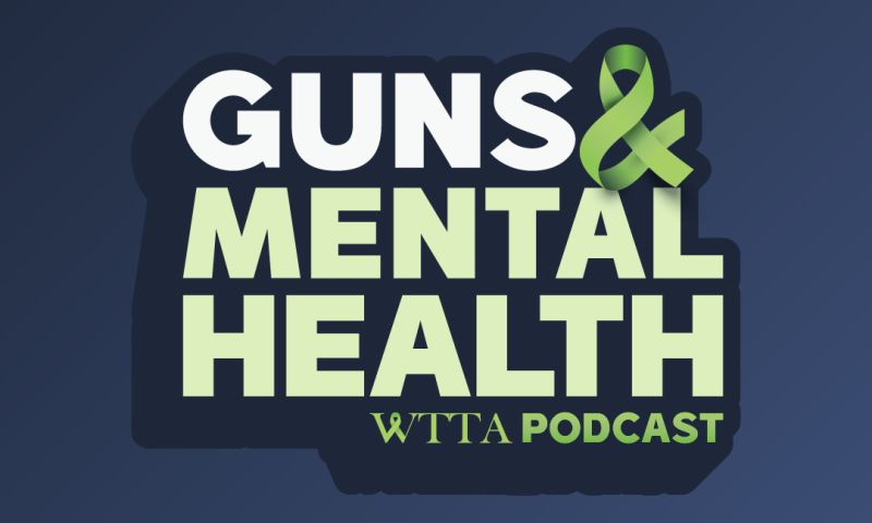 Marketing Stable - Guns and Mental Health Podcast Logo