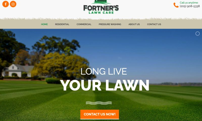 Fusion One Marketing - Fortner's Lawn Care