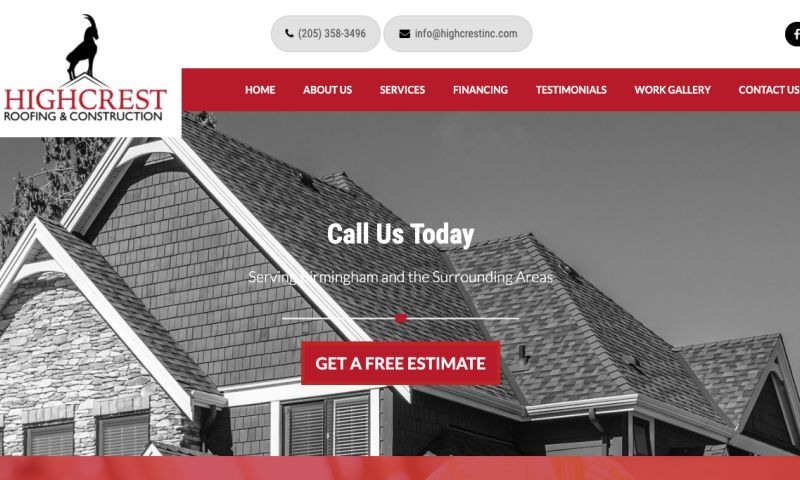 Fusion One Marketing - Highcrest Roofing and Construction