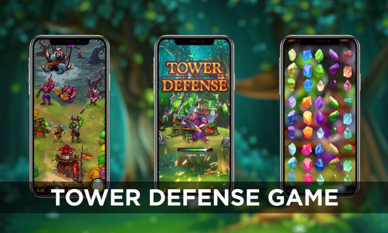 VironIT - Tower Defense Game