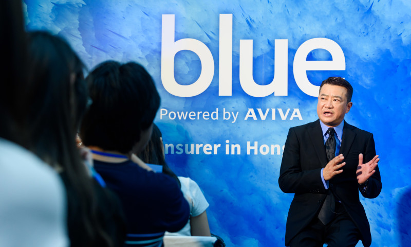 X2 - Launching the first digital insurer BLUE in Hong Kong