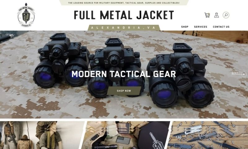 UPQODE - Full Metal Jacket
