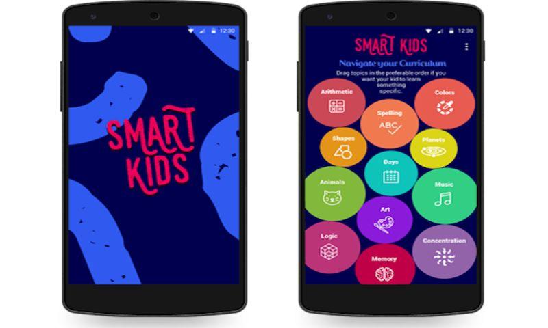 Uran Company - Smart Kids