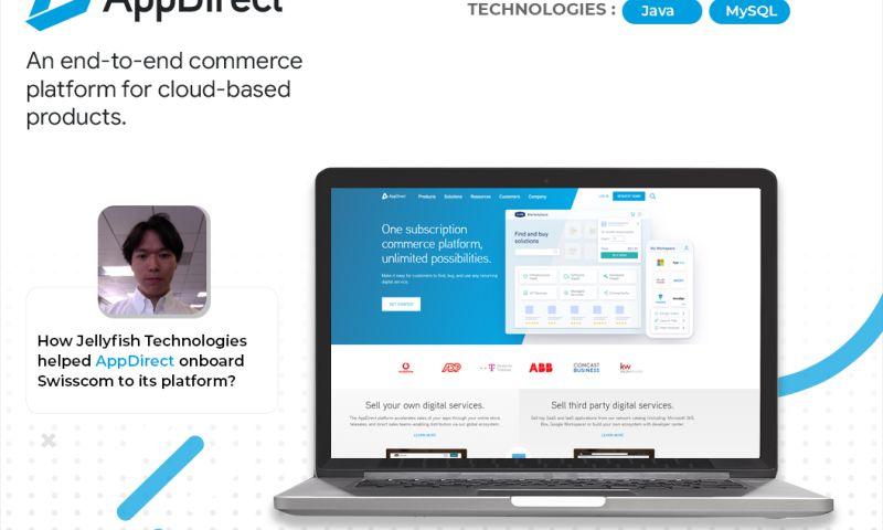 Jellyfish Technologies - AppDirect