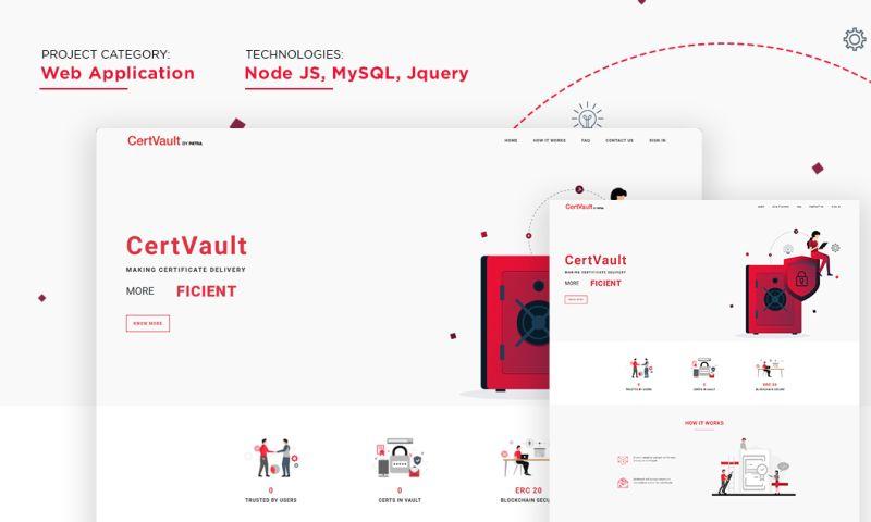 Jellyfish Technologies - CertVault