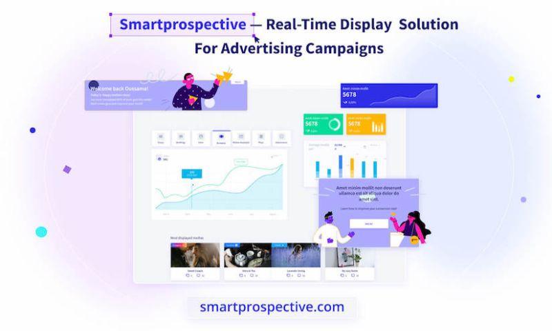 Ein-des-ein - SaaS Website platform for Smart Prospective