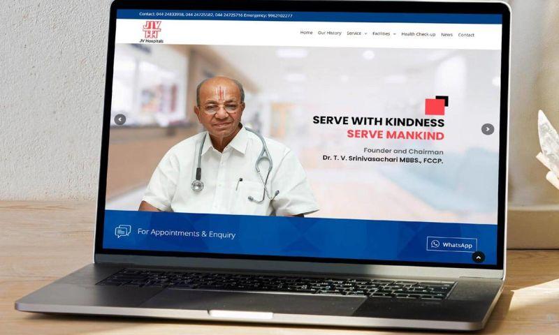 Brammaa Auktomations - JV Hospitals