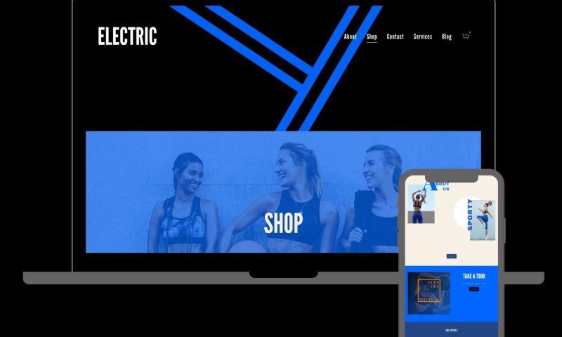 Cool Factor Lab - Squarespace Web Design