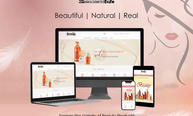 CodeNinja - Beautify Hair & Cosmetics
