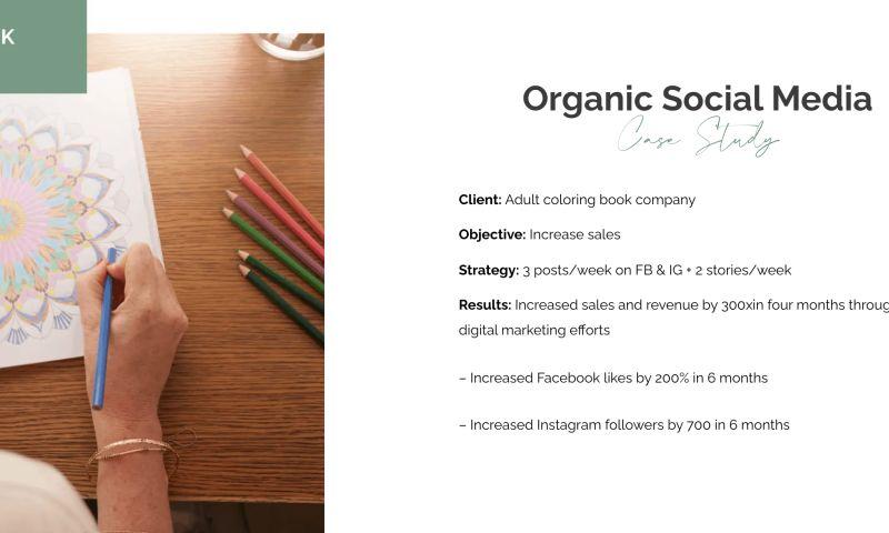 Blossom Marketing - Organic Social Media