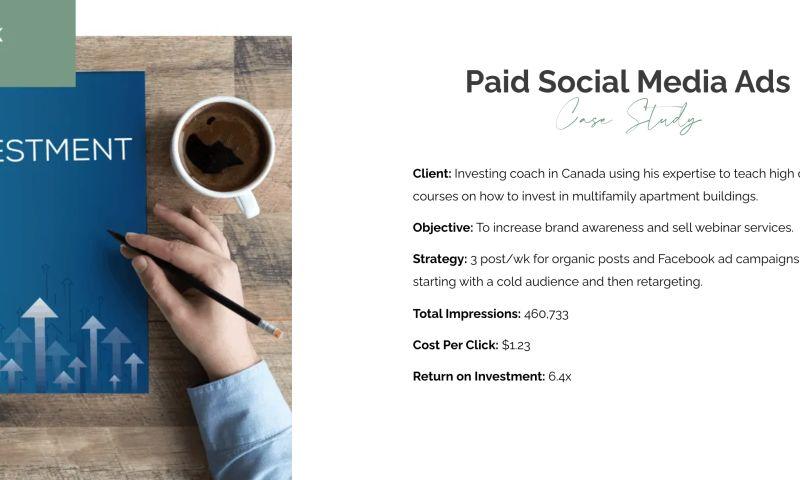 Blossom Marketing - Paid Social Media Ads