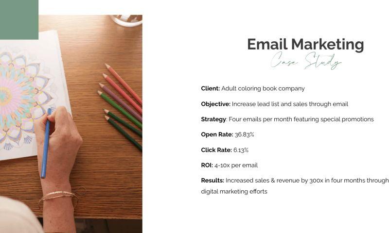 Blossom Marketing - Email Marketing