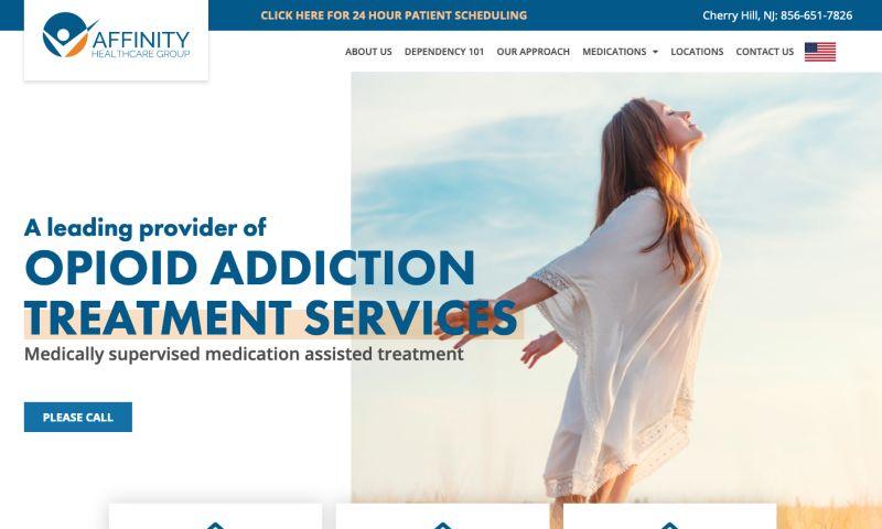 Sagapixel - Affinity Healthcare Group