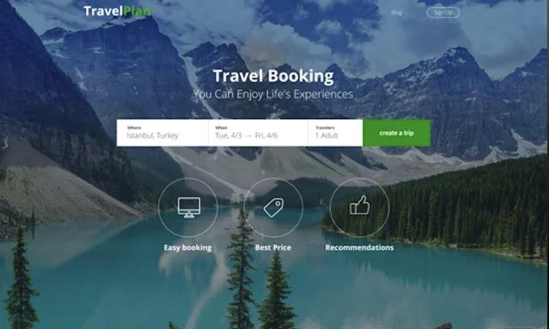 Uplanet - Travel Plan