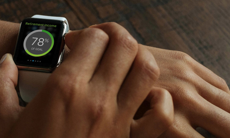 Cantina - Empower Retirement - Apple Watch app