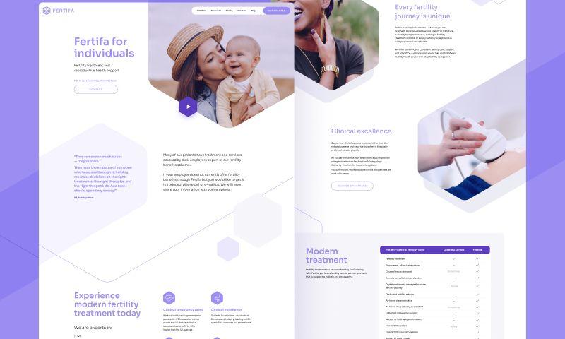 Passionate - Fertifa | The UK's leading fertility benefits provider