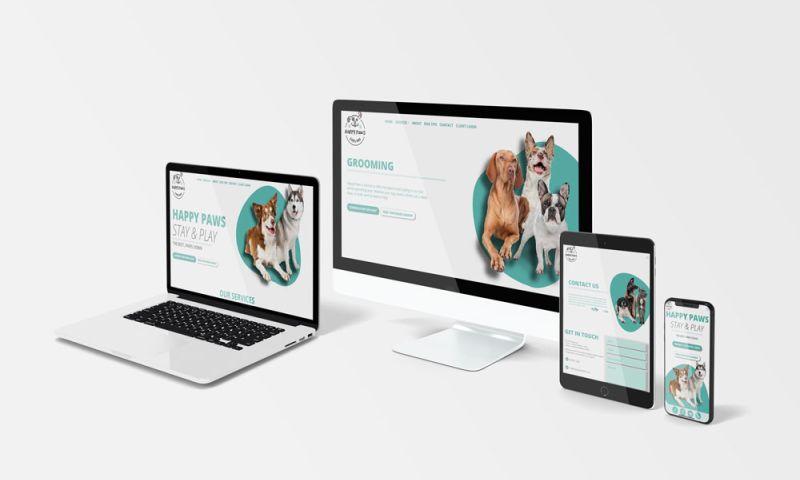 Cover 3 Marketing - Website Design & Development
