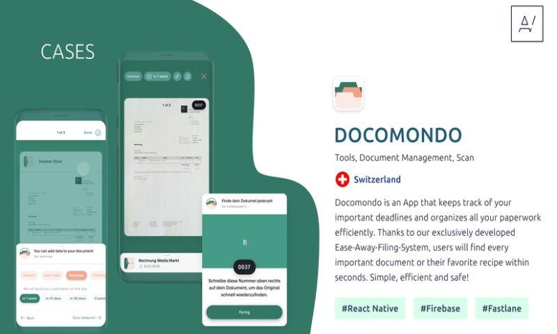 Appvales - Docomondo - Document Management Tools