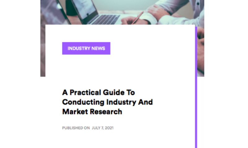 AdVenture Media Group - A Practical Guide To Conducting Industry and Market Research