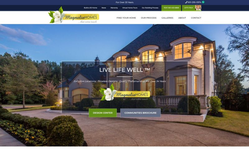 HigherVisibility - Magnolia Homes