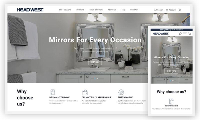 WebDesk Solution LLC - Headwest