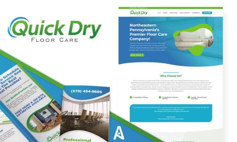 Awareness Business Group - Quick Dry Floor Care