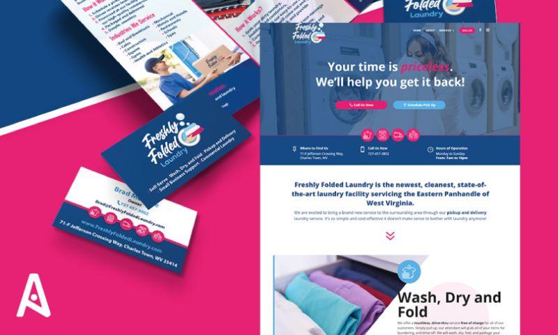 Awareness Business Group - Freshly Folded Laundry