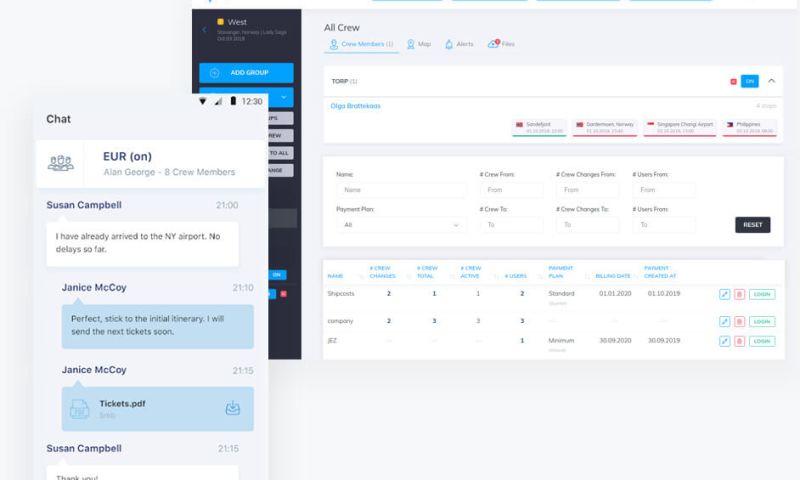 Antalogic - MVP development, Laravel