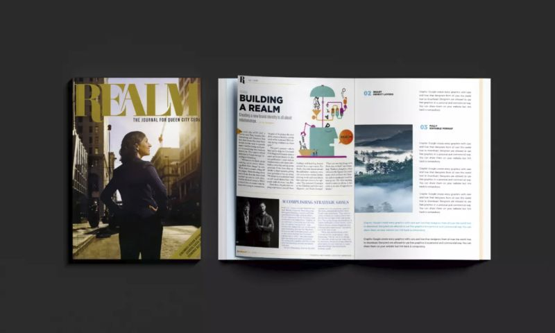 BS LLC - Realm Magazine