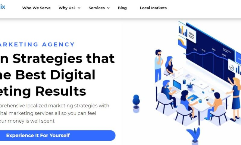ProStrategix Consulting - ProStrategix Page